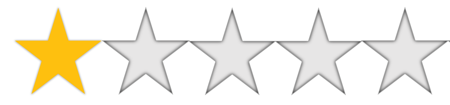The Trouble with Star Ratings
