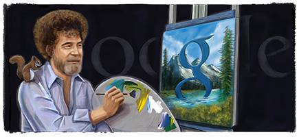 bob ross statistical analyses tech tuesday bennett data science google doodle